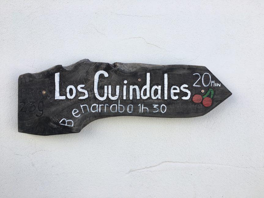 Eco Village Tour – Algatocín/Los Guindales